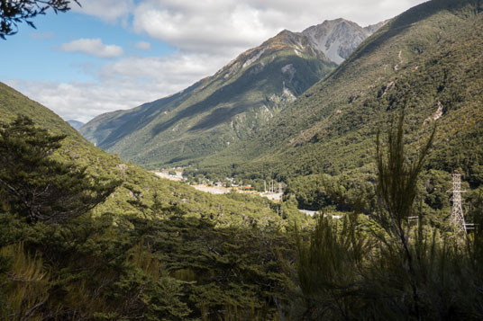 Arthur's Pass Village