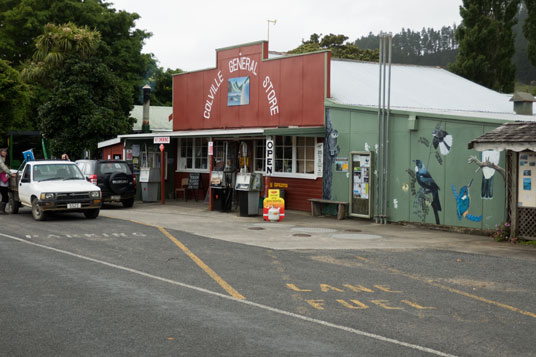 General Store in Colville