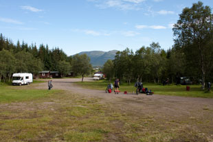 Camping Stokmarknes, Vesteralen